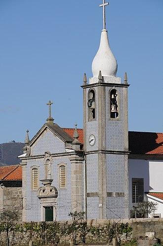 Crespos e Pousada - Crespos Church