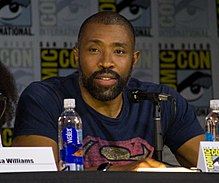 Cress Williams SDCC 2017.jpg