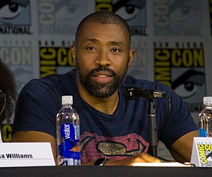 Cress Williams - Image: Cress Williams SDCC 2017