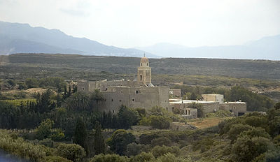 Crete Moni Toplou A