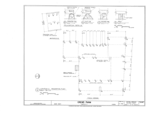 Crews Farm, Macclenny, Baker County, FL HABS FL-398 (sheet 4 of 24).png