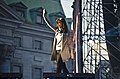 Cristina Kirchner el acto del 25 de mayo de 2014.jpg