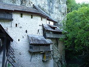 Crna Reka Monastery - Crna Reka Monastery