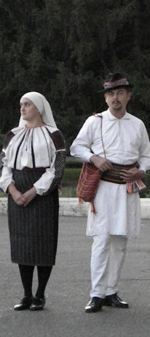 Csangos - Image: Csángó