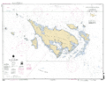Culebra Nautical chart.png