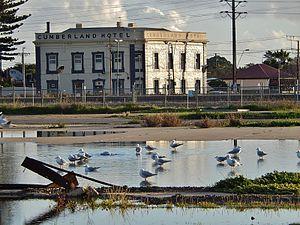 Glanville, South Australia - Image: Cumberland Hotel, Glanville