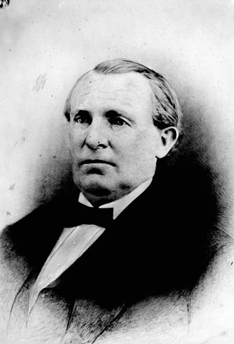 Lieutenant Governor of North Carolina - Image: Curtis Hooks Brogden portrait