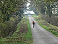 Cycling along Swinford Road - geograph.org.uk - 605862.jpg