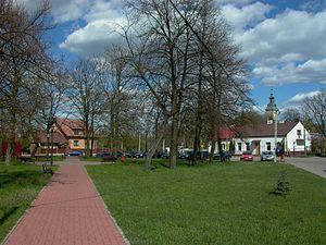 Czersk, Masovian Voivodeship - Image: Czersk 002