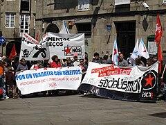Día do traballo. Santiago de Compostela 2009 85.jpg