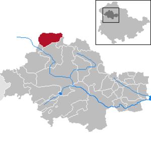 Dünwald - Image: Dünwald in UH