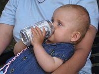 Dětský alkoholismus