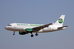 D-ASTB 2 A319-112 Germania PMI 26MAY12 (7273386926).jpg
