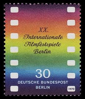 20th Berlin International Film Festival Film festival