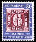DBP 1949 115 Briefmarken.jpg