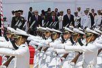 DESTACAN LABOR DE LAS FUERZAS ARMADAS EN CEREMONIA POR 150 ANIVERSARIO DE COMBATE DEL 2 DE MAYO (26685198992).jpg