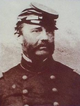 12th Regiment Massachusetts Volunteer Infantry - Image: DF Webster