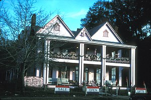 National Register of Historic Places listings in Clay County, Georgia - Image: DILL HOUSE