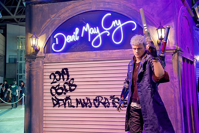 Nero (Devil May Cry) - Wikiwand