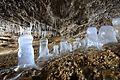 Dachshöhle bei Wackersberg, Landkreis Bad Tölz-WOR, Germany Geotopnummer 173H001.jpg