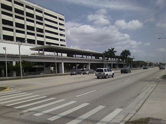 Dadeland North station - Image: Dadeland North