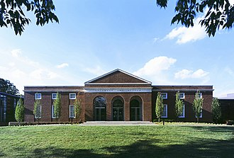 Delaware Art Museum - Exterior view