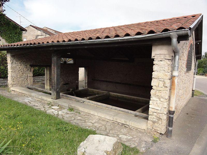 Damelevières (M-et-M) lavoir