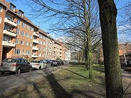 Dammstraße in Kiel