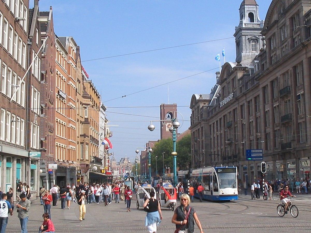 Amsterdam part 1 - 5 2