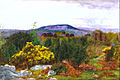 Daniel Alexander Williamson - Spring, Arnside Knot and Coniston range of hills from Warton Crag - Google Art Project.jpg