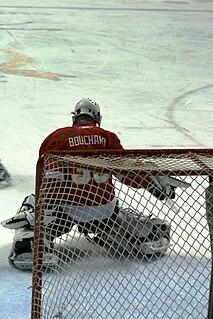 Dan Bouchard Canadian ice hockey player