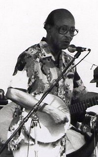 Danny Barker American jazz musician