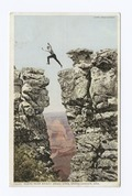 Daring Jump of a Forest Ranger, near Bright Angel Cove, Arizona (NYPL b12647398-74434).tiff