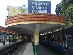 Modern, multi-platform station