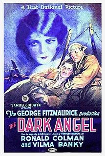 <i>The Dark Angel</i> (1925 film) 1925 film