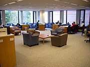 The Feldberg Business and Engineering Library