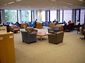 Tuck School of Business - The Feldberg Business and Engineering Library