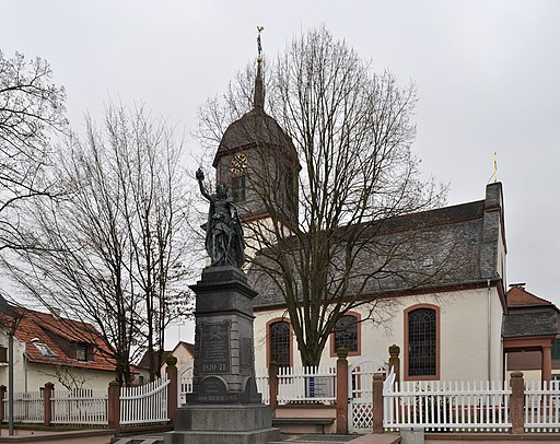 Das Germania Denkmal.