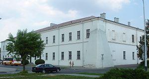 Zamojski Academy - Main building of the Academy