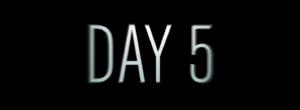 Day 5 - Image: Day 5 logo
