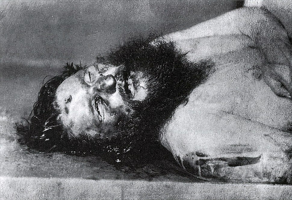 Dead Rasputin