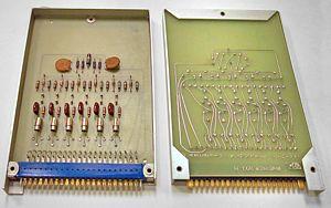 PDP-1 - System Building Blocks 1103 hex-inverter card
