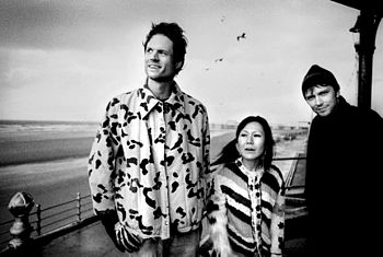 English: Deerhoof band photo