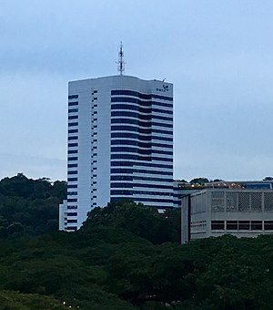 Defence Science and Technology Agency - Defence Science and Technology Agency (DSTA) building located along Depot Road, Singapore