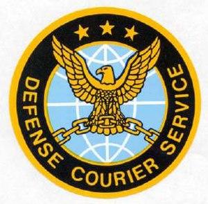 Defense Courier Service - Image: Defense courier service
