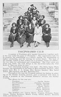 delta pyramid club beta chapter 1922