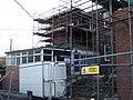 Demolition In Progress, Vickers Corridor, Northern Geneal Hospital, Sheffield - geograph.org.uk - 1724084.jpg
