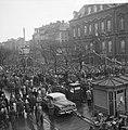 Demonstraties in Luik tegen de Eenheidswet, demonstranten Luik, Bestanddeelnr 911-9350.jpg