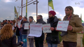 Demonstration in Qamishli in solidarity with residents of Aleppo.png