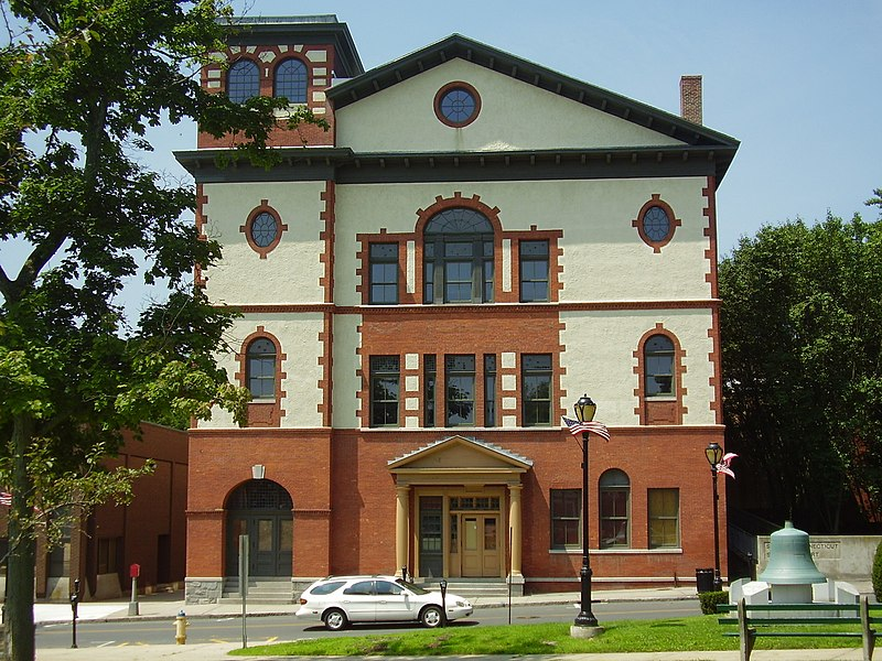 Derby Superior Courthouse, aka Sterling Opera House